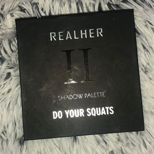 Real Her Do Your Squats Eyeshadow Palette